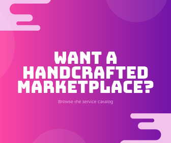 Hire a developer to build a marketplace